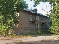 Samara, Belskiy alley, house 5. Apartment house
