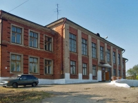 Samara, school №151, Belskiy alley, house 9