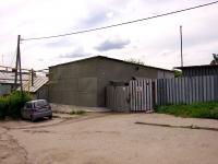 Самара, улица Братьев Коростелевых. гараж / автостоянка