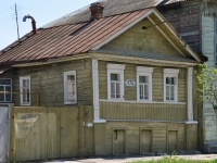 Samara, Br. Korostelevykh st, house 175. Private house