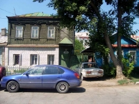 Samara, Br. Korostelevykh st, house 184. Private house