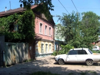 Samara, Br. Korostelevykh st, house 190. Private house