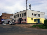 Samara, st Br. Korostelevykh, house 1. office building