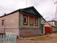 Samara, Br. Korostelevykh st, house 8. Private house