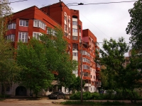 Samara, st Br. Korostelevykh, house 19. Apartment house