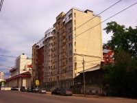 Samara, st Br. Korostelevykh, house 25. Apartment house