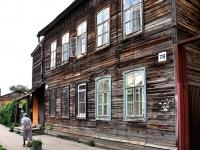 Samara, Br. Korostelevykh st, house 78. Apartment house