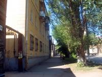 Samara, Br. Korostelevykh st, house 78А. Apartment house
