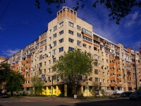 neighbour house: st. Br. Korostelevykh, house 81. Apartment house