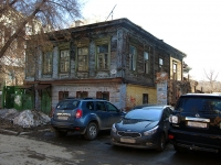 Samara, Br. Korostelevykh st, house 91. Apartment house