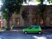 Самара, улица Братьев Коростелевых, дом 95. неиспользуемое здание