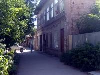 Samara, Br. Korostelevykh st, house 98. Apartment house