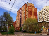 neighbour house: st. Br. Korostelevykh, house 117. Apartment house