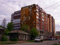 Samara, Br. Korostelevykh st, house 117. Apartment house
