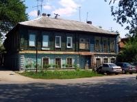 萨马拉市, Br. Korostelevykh st, 房屋 129. 公寓楼