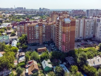 Samara, Br. Korostelevykh st, house 154. Apartment house
