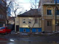 Samara, Br. Korostelevykh st, house 166. Private house