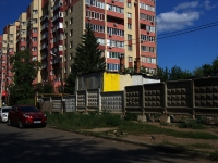 Samara, Br. Korostelevykh st, house 215. vacant building