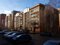 neighbour house: st. Br. Korostelevykh, house 142. Apartment house