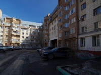 Samara, Br. Korostelevykh st, house 142. Apartment house