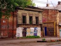 萨马拉市, Br. Korostelevykh st, 房屋 43. 未使用建筑