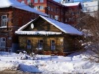 Samara, Br. Korostelevykh st, house 38. Private house