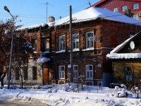 Samara, Br. Korostelevykh st, house 36. Private house