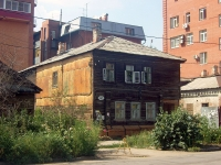 Samara, Br. Korostelevykh st, house 40. Private house