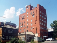 Самара, улица Братьев Коростелевых, дом 46А. многоквартирный дом