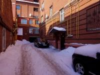 Samara, Br. Korostelevykh st, house 46А. Apartment house