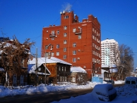 neighbour house: st. Br. Korostelevykh, house 46А. Apartment house