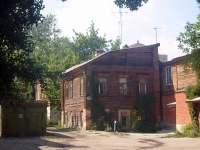 Samara, Br. Korostelevykh st, house 50. Private house