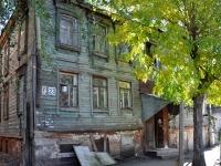 Самара, улица Буянова, дом 23. индивидуальный дом