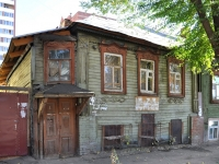 neighbour house: st. Buyanov, house 43. Private house