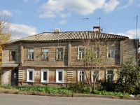 neighbour house: st. Buyanov, house 93. Apartment house