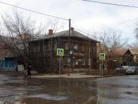 Samara, st Buyanov, house 28. Apartment house