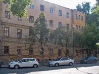 neighbour house: st. Vilonovskaya, house 21. trade school Самарское областное училище культуры