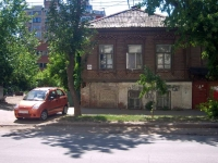 Samara, Vilonovskaya st, house 69. Private house