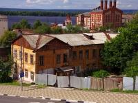 Samara, Vilonovskaya st, house 4. Apartment house