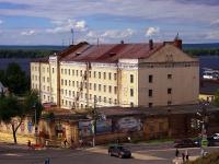 Самара, улица Вилоновская, дом 2Б. войсковая часть