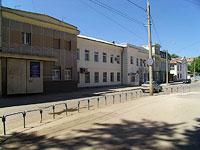 Samara, st Vladimirskaya, house 1А. office building