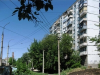 Samara, st Vladimirskaya, house 22. Apartment house