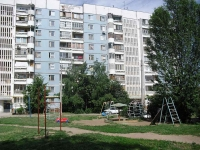 Samara, Vladimirskaya st, house 45. Apartment house