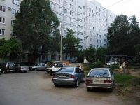 Samara, Vladimirskaya st, house 48. Apartment house