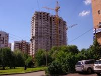 Samara, st Vladimirskaya, house 31А/СТР. building under construction