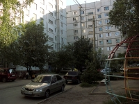 Samara, Vladimirskaya st, house 50. Apartment house
