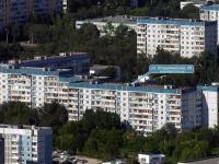 Самара, улица Владимирская, дом 58. многоквартирный дом