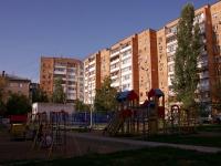 Samara, st Vladimirskaya, house 21. Apartment house