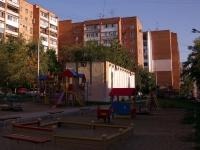 Samara, st Vladimirskaya, house 27. Apartment house