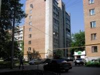 Samara, Vladimirskaya st, house 27. Apartment house